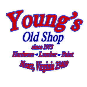 Young's Old Shop 757-824-4434